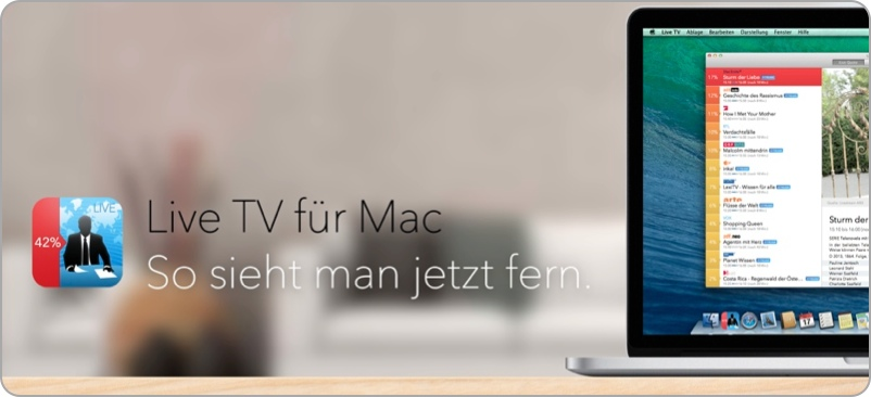 Live TV for Mac
