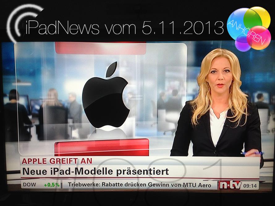 Titelbild zur 81. Audio Episode beim iPadBlog.de