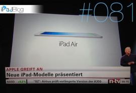 iPadNews Episode 081 vom 5.11.2013