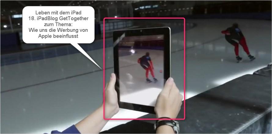 Teaser 18. iPadBlog GetTogether zum Thema Apple und Werbung