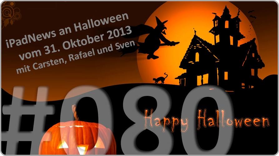 iPadNews vom 31.10.2013 an Halloween