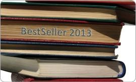 ONLINE BestSeller im Buchverkauf im Jahre 2013