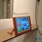 Das Tublet passt sich den gewöhnlichen Rahmenbedingungen in Eurem Bad an.