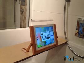 Das Tublet passt sich den gewöhnlichen Rahmenbedingungen in Eurem Bad an