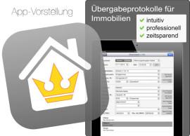 Teaserbild von immoKing PRO – Wohnungsübergabe-Protokoll für Vermieter, Hausverwalter und Makler