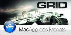 Die MacApp des Monats im Februar 2014: GRID