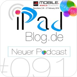 Podcast Teaser 91 vom 1.03.2014