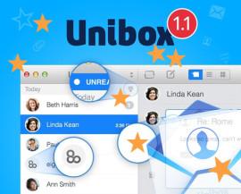 Jetzt Unibox als Alternative zu Eurem Emailprogramm ausprobieren!