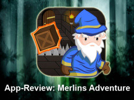 Teaser Merlins Adventure