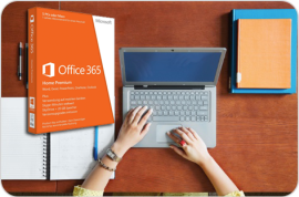 Teaser für Office 365  for Mac