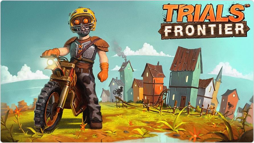 Trials Frontier - Ubisoft