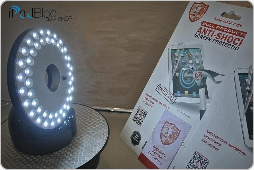 48LED Studiobeleichtung im SHOP.iPadBlog.de