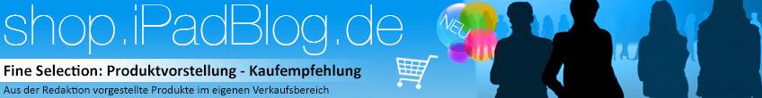 Shop.iPadBlog.de Banner