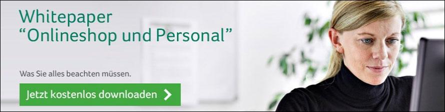 Personalstrategie E-Commerce Whitepaper SAGE