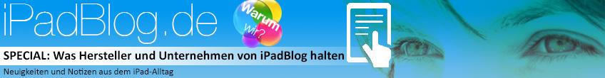 Meinungsspecial zum Audioformat von iPadBlog