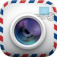 Postkarte – fotopost24 Fotoservice Icon