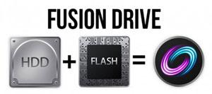 Erklärung von Fusion Drive von Apple