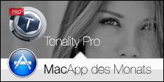 MacApp des Monats August 2014 - Tonality Pro