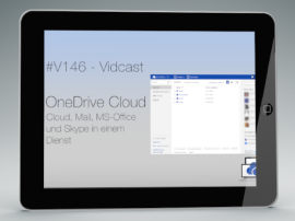 OneDrive Web Thumbnail für Episode #V146