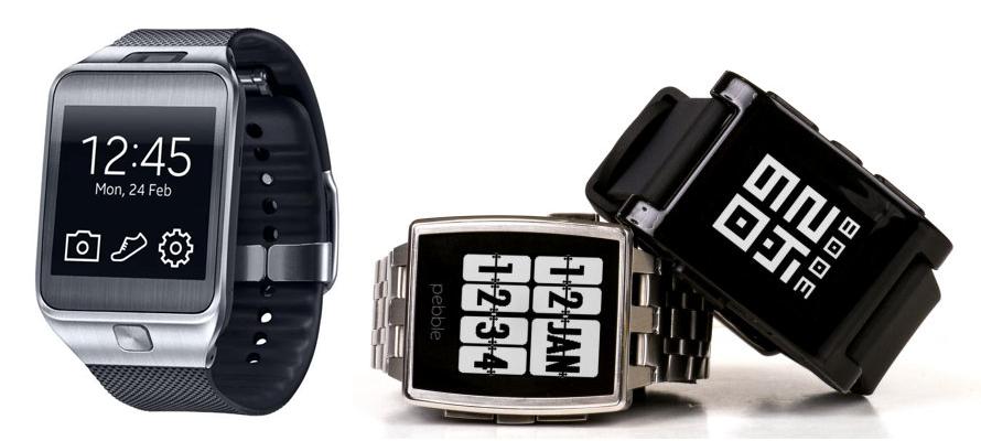 Smartwatch-Artikelbild