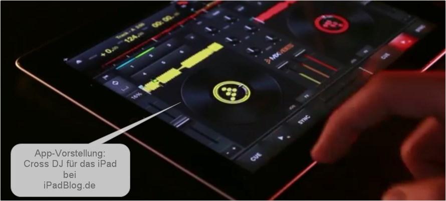 Cross DJ - MIXVIBES