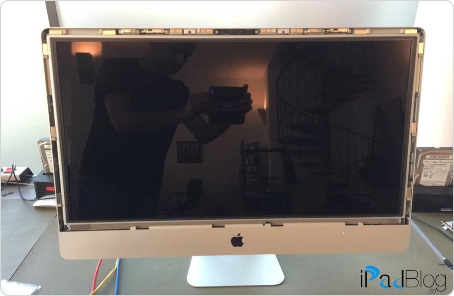 Der iMac VOR der Frischzellenkur