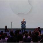 Good Bye - Apple Keynote ends