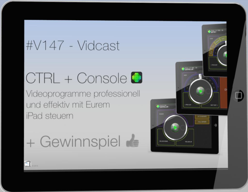 CTRL Console Web
