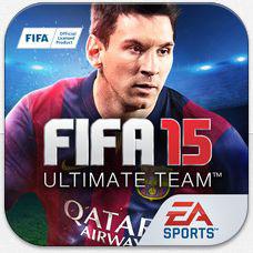 FIFA 15 Icon für iOS