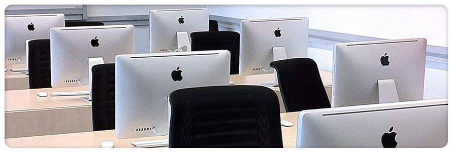 iMac-Schulung
