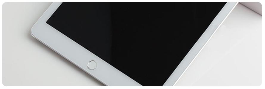 So könnte die Touch ID bei dem neuen iPad aussehen.