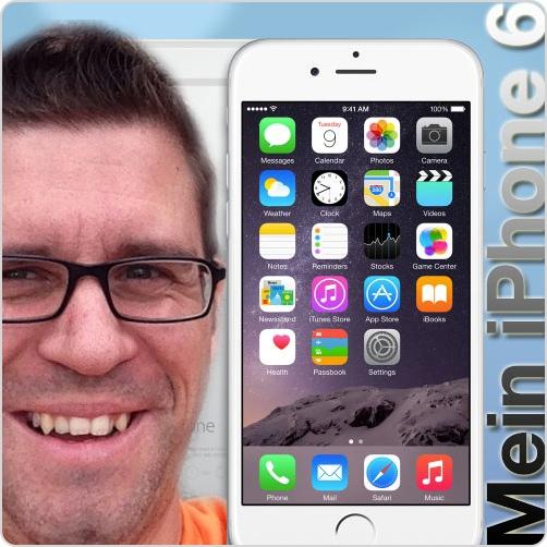 Mein iPhone 6 - von Heiko Toms