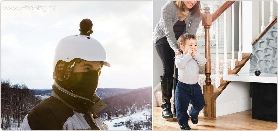 360Fly - Eine Actioncam namens Fliege, für spektakuläre 360-Grad-Videos