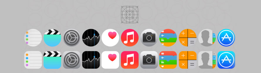 Runde Icons Design