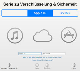 Beitragsbild zur 153. Video Episode zum Thema Apple ID und Sicherheit