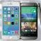 Beitragsbild Vergleichstest iPhone 6 versus HTC One mini 2
