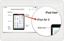 Beitragsbild iPad Air 2
