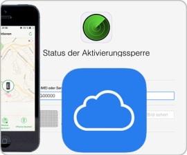 Beitragsbild Aktivierungssperre in iCloud