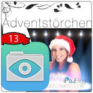 Beitragsbild zum 13. Adventstörchen bei der 167. Videoepisode