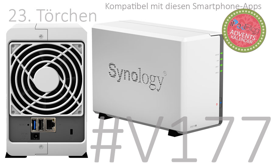SYNOLOGY 2-Bay NAS Server 800Mhz Dual Core CPU 512MB Ram