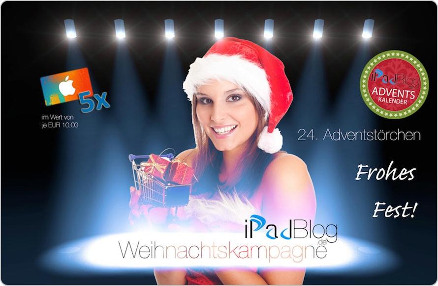 iTunes Karte bei iPadBlog.de gewinnen
