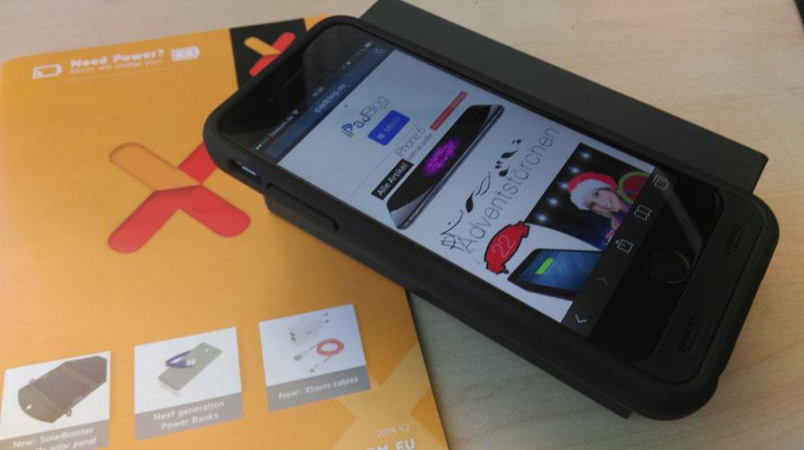 Xtorm Ladeschale für das iPhone 6 AM-412, 78063