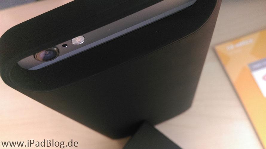 Xtorm Ladeschale für das iPhone 6 von OBEN
