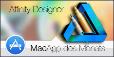 MacApp des Monats Januar 2015 Affinity Designer