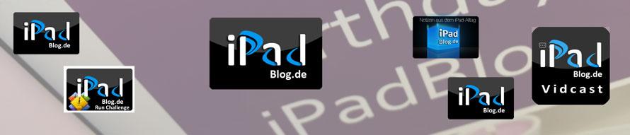 Die damaligen Logis in der Anfangszeit von iPadBlog
