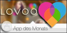 App des Monats Februar 2015 - LOVOO
