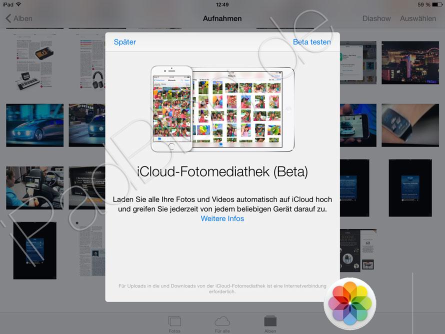 iCloud-Fotomediathek_150207
