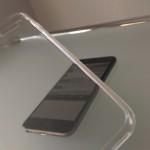 Movoja iPhone 6 Plus Hülle über iPhone 6 Plus fotografiert
