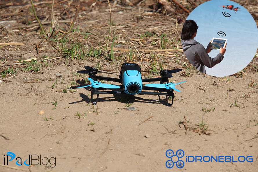 Bebop Drone von Parrot im Test bei iPadBlog.de