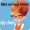 Blick auf den App-Markt mit App Annie